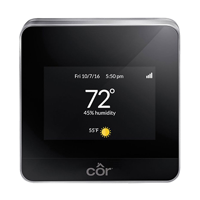 TSTWRH01 Cor 7C Wi-Fi Thermostat Sales and Installations